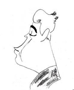 I'm Amazing - drawing by Harvey Dog 2020